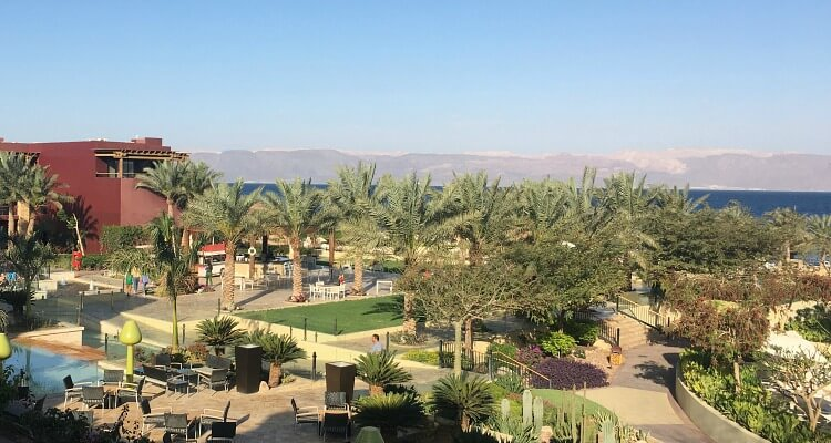Movenpick_resort_tala_bay_Aqaba_garden