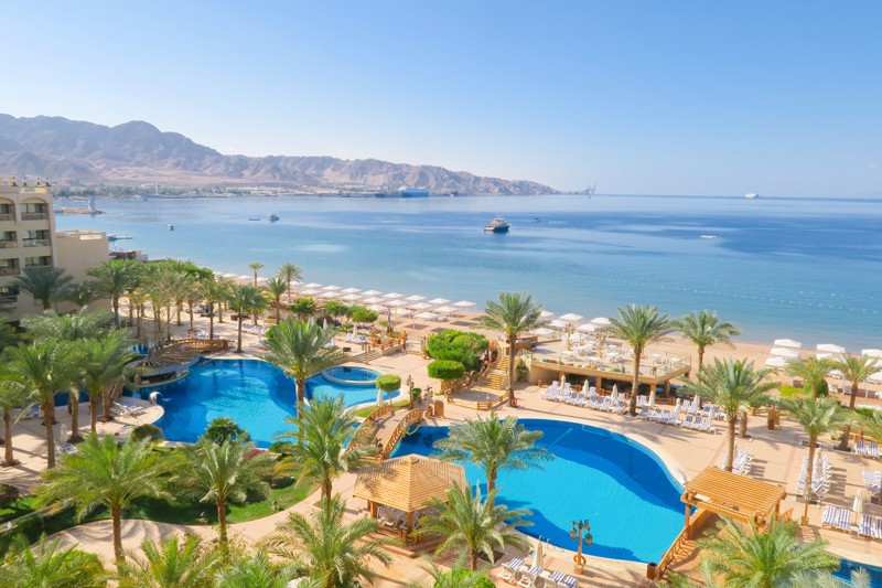 Intercontinental Hotel and Resort Aqaba Jordan