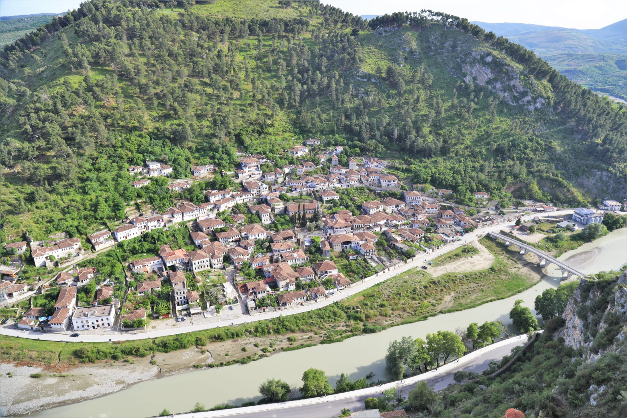 Neighborhood Gorice , berat