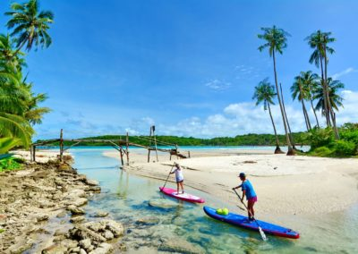 stand up paddle koh maak